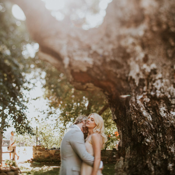 Meditation Mount Ojai Wedding | Dan + Maggie