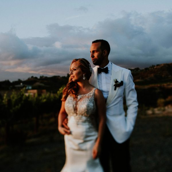Temecula Winery Wedding | Chaz + Jamie