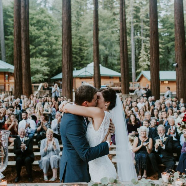 YMCA Camp Campbell Wedding || Casey + Ryan